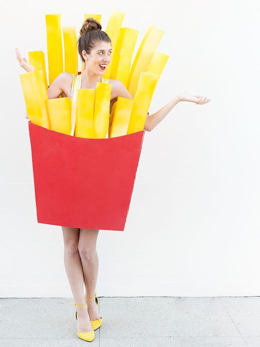 deliciously creative halloween costumes to buy or diy