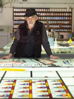 """Art Spiegelman, creator of the graphic novel """"Maus,"""" will speak at 7 p.m. Wednesday at the University of Texas at El Paso Union Cinema."""