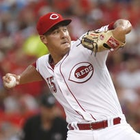 Reds come up just short against Marlins
