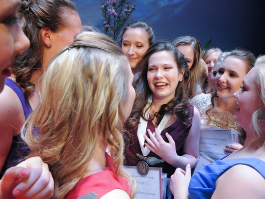 Rachel Ritchey, a junior at West York Area High School, was named winner of the 2018-19 Distinguished Young Women of York County scholarship competition.
