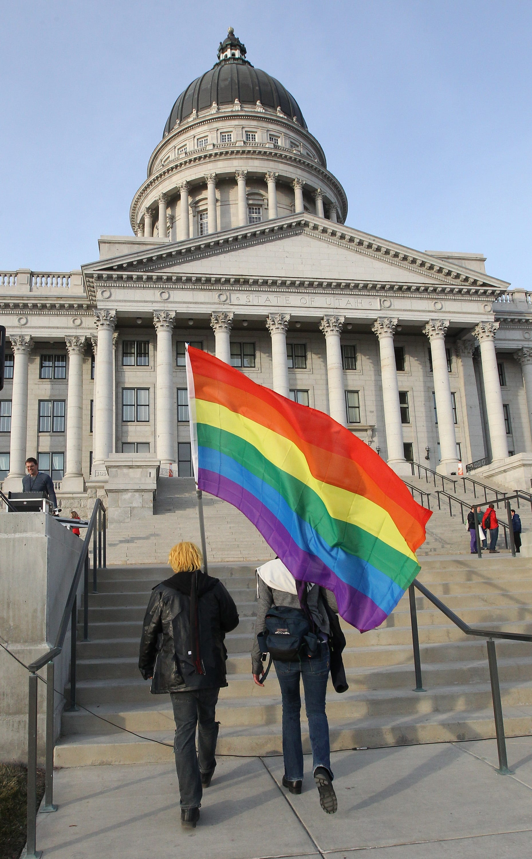 More Than 1,000 Same-Sex Marriages in Utah Honored During Appeal