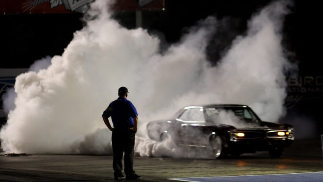 Be part of an attempt to break a world record for simultaneous burnouts this Saturday at Wild Horse Pass Motorsports Park.