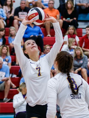 Oconomowoc sophomore Tayler Alden (7) has been a key cog of the state's top-ranked Division 1 team.