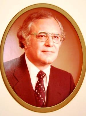Former El Paso Mayor Ray Salazar