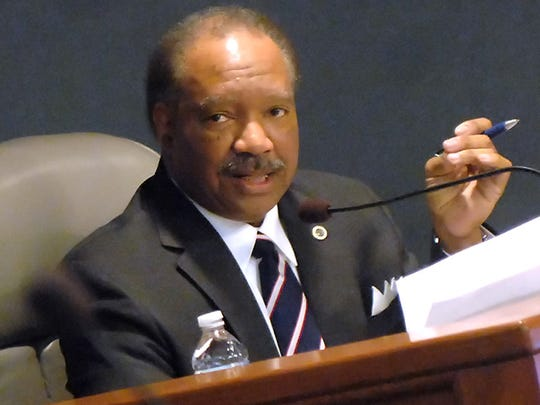 Hinds County Supervisor Robert Graham wants the county to make property auctions available online.