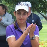 Bloomfield Hills sophomore Mikaela Schulz tied for second low medalist honors at the Division 1 state championship meet.