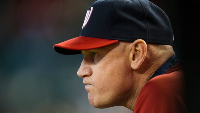 Washington Nationals manager Matt Williams is using the spring to get ready for what could be a huge season for the club.