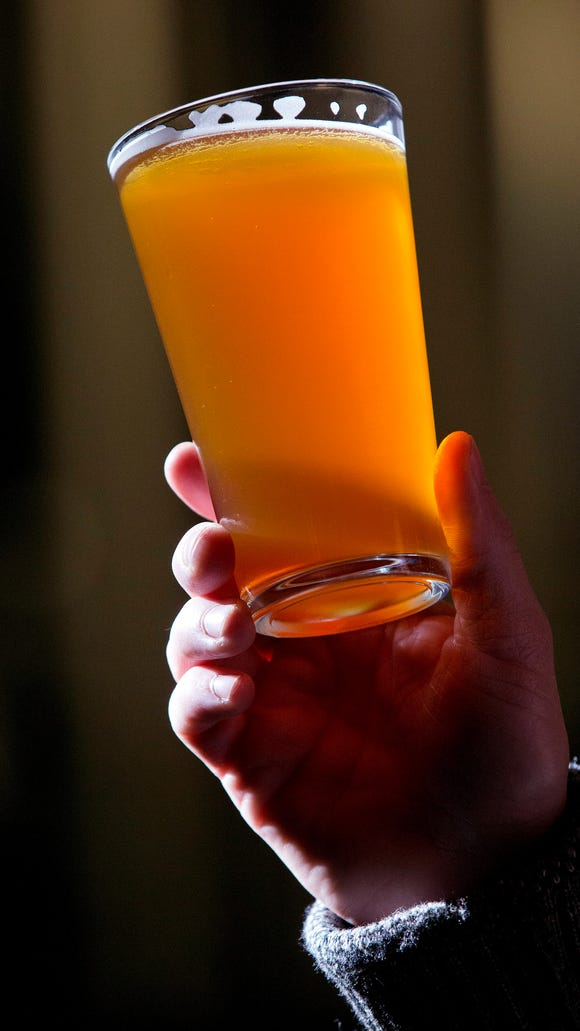 If you're going to consume the calories, microbrewed beer has far more bang for the buck than regular domestics.