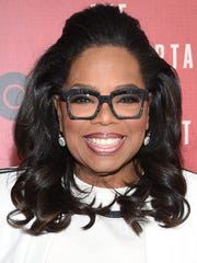 Oprah could be a great dining companion, considering