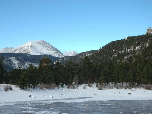Immerse yourself in the natural beauty of the crown jewel of the Rocky Mountain range.