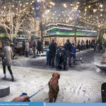 Detroit's downtown holiday market upping its game this year
