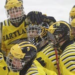 Hartland begins the 2015-16 season on Wednesday against Brighton at the Kensington Valley Ice House.