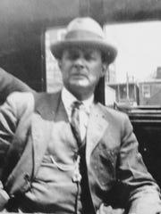 John E Eubanks Sr - the detective 2