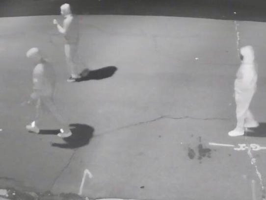 Police investigating strong-arm robberies in Florence