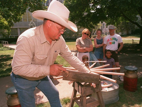 The Ozarks Celebration Festival will feature crafters