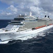 Cruise ship tours: Celebrity Constellation