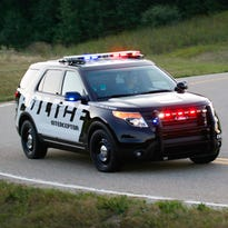 Ford introduces new Police Interceptor SUV