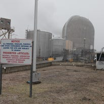 Indian Point 3 is photographed at the Indian Point Nuclear Generating Station in Buchanan on Feb. 29, 2012. ( Xavier Mascareñas / The Journal News )