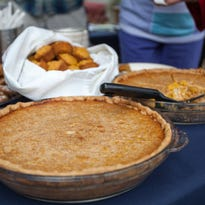 The math world needs Pi; the people world needs more pies.
