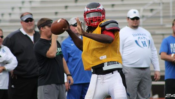 Terry Wilson signed with the Ducks