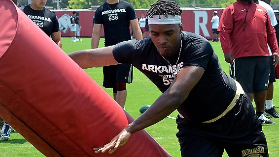 David Porter, rated the No. 9 prospect in Arkansas by 247Sports, said he'll sign with CSU's football program next week.