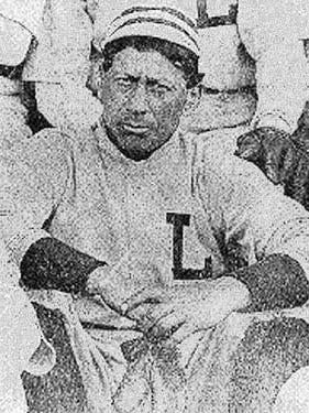 Louis Sockalexis (Wikipedia/Public Domain)