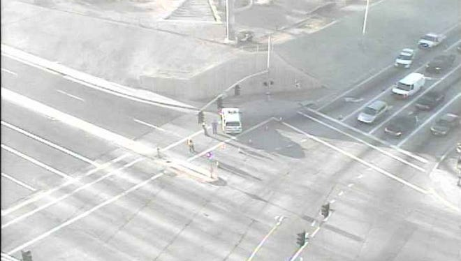 The Phoenix Police Department was investigating a fatal accident involving a pedestrian Friday morning at Greenway Road and 25th Avenue.