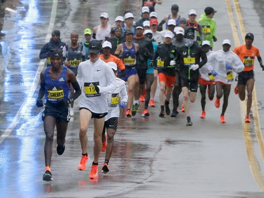 AP BOSTON MARATHON S ATH USA MA