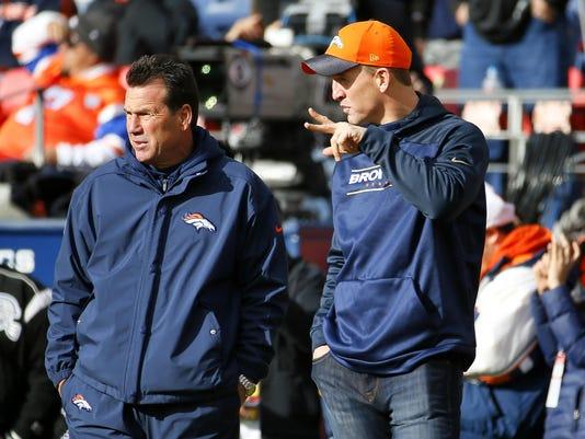 Peyton Manning, Gary Kubiak