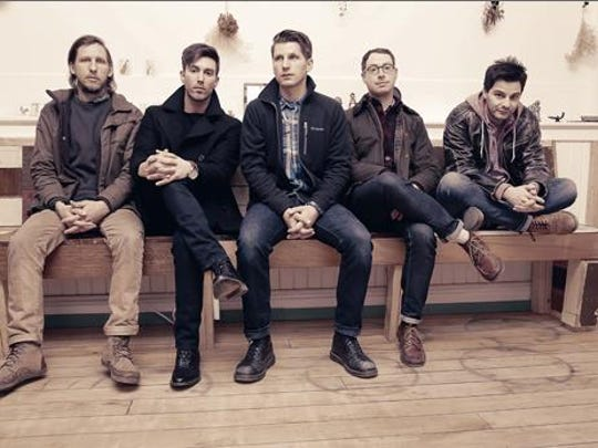 The Early November will headline the Pinelands Music Festival in August.