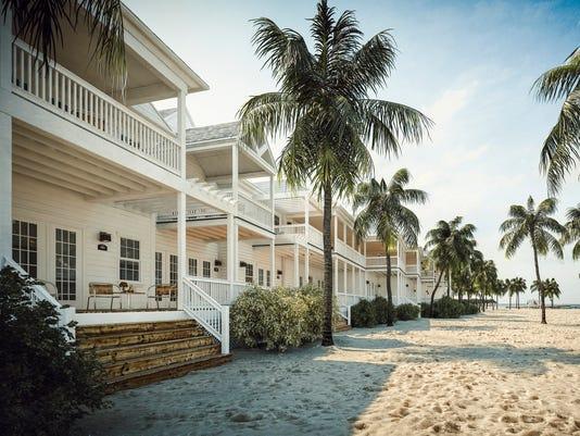 Tropical Tourist Resort