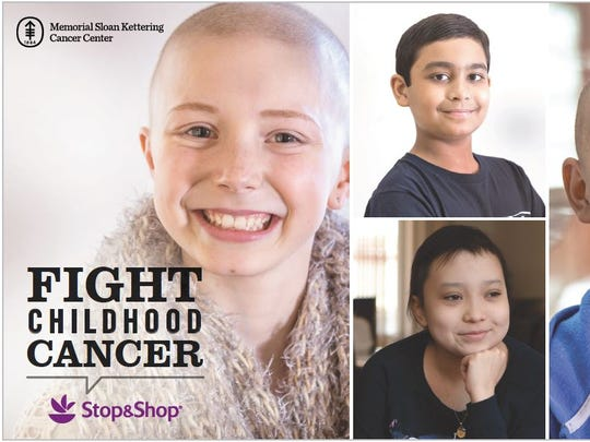Hannah Boorse of Ringwood is one of four ambassadors in a Stop & Shop cancer research fundraiser.