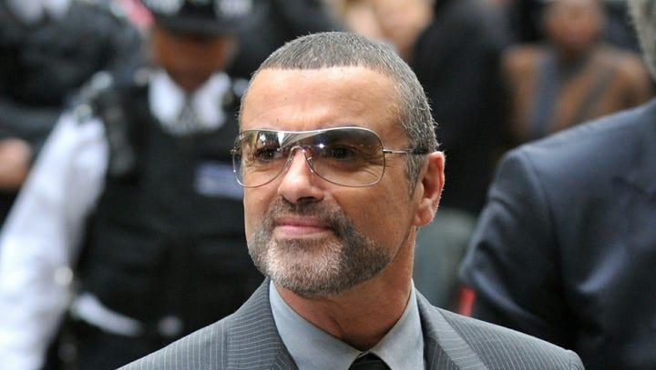 Pop icon George Michael dies at 53