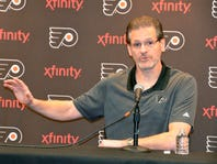 Read between the lines: takeaways from Ron Hextall addressing state of Flyers