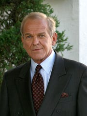 """John Spencer played Leo McGarry on """"West Wing."""""""