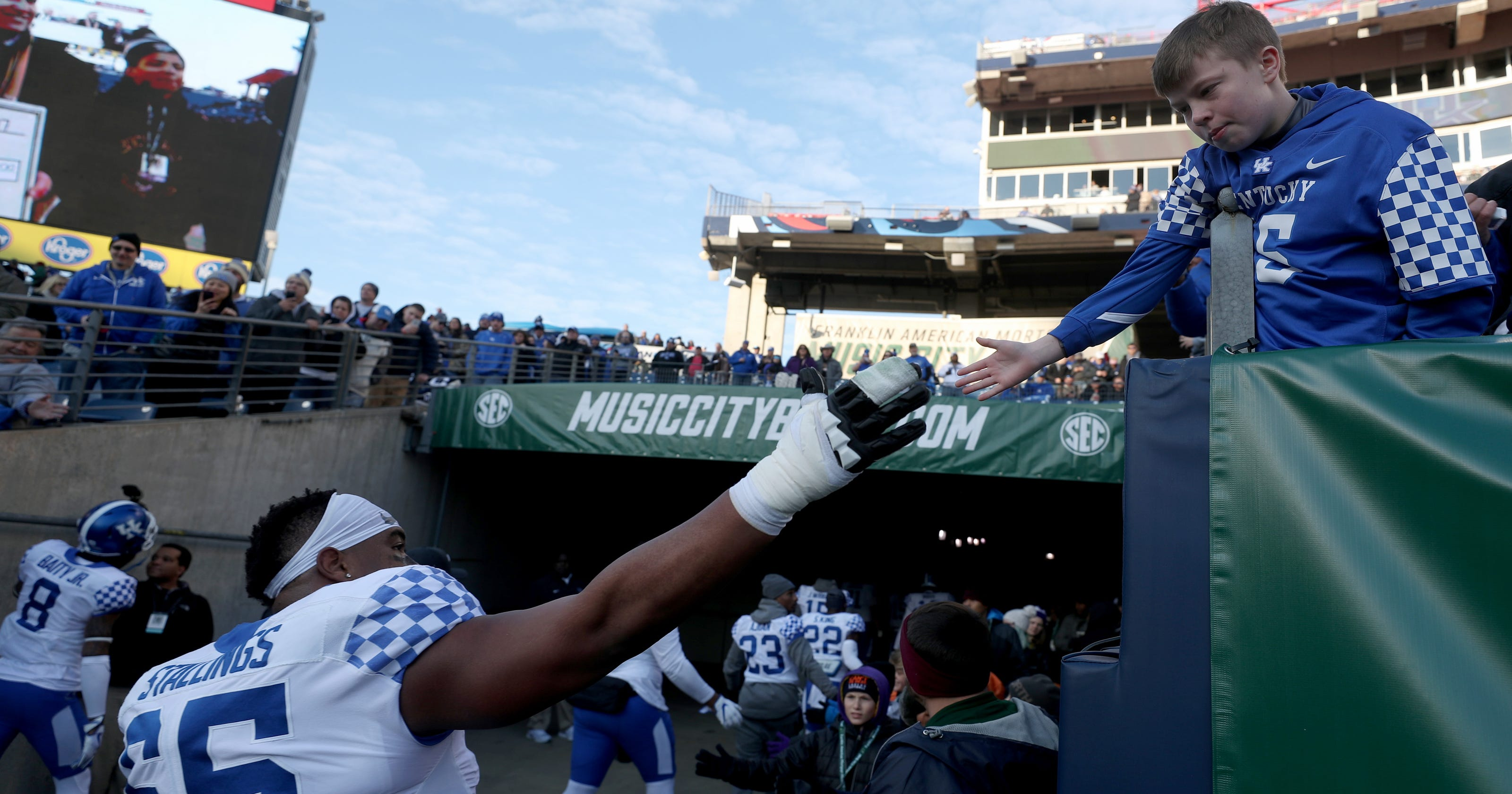 NFL draft: Bunchy Stallings signs with Jacksonville Jaguars