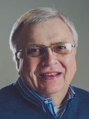 Pastor Gerry Mathisen