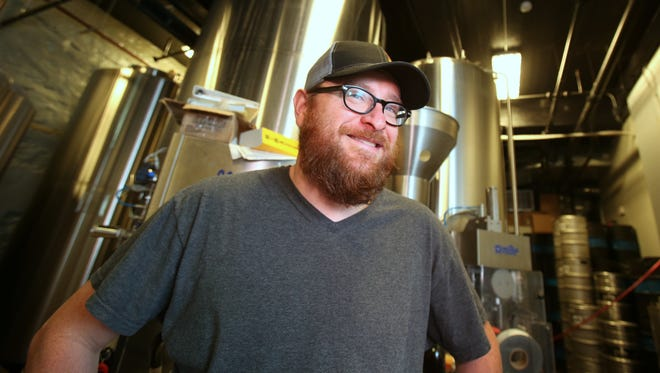 Jeff O'Neil, Brewmaster at the Peekskill Brewery has announced plans to open his own Hudson Valley brewery.