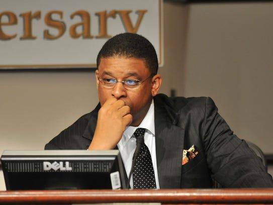 City Councilman Marcus Lundy