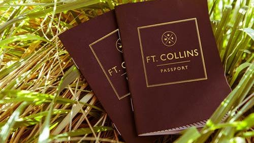 The Fort Collins Passport program offers 2-for-1 specials at 40 bars, restaurants, breweries, cideries and distilleries.