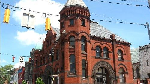 Northeast corner of Philadelphia and Beaver Streets