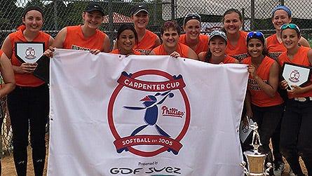 Carpenter Cup Softball Tournament set for June 20-23.