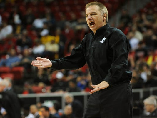 NCAA Basketball: Mountain West Conference Tournament-San Diego State vs Colorado State