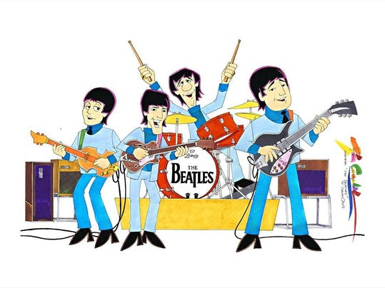 Beatles in Concert (highrez) - Ron Campbell