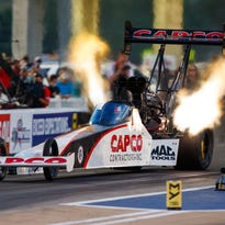 Steve Torrence nabs NHRA Top Fuel win at Ohio