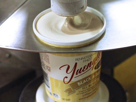 Yuengling's Ice Cream-Black & Tan Production 004