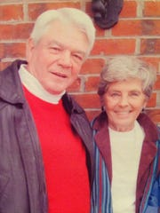 Tom and Gloria McCarter shared more than five decades