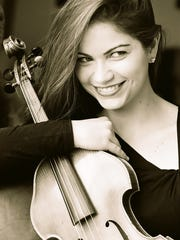 South Salem High School graduate (2003) Caitlin Lynch is a professional violist. She also teaches at Third Street Music School, the New York Youth Symphony, the Chamber Music Center of New York and Perlman's Summer Music School.