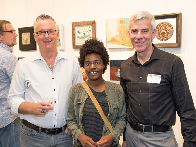 Greenville Open Studios is a weekend event which opens