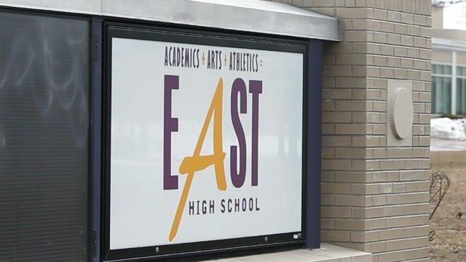 Rochester's East High School